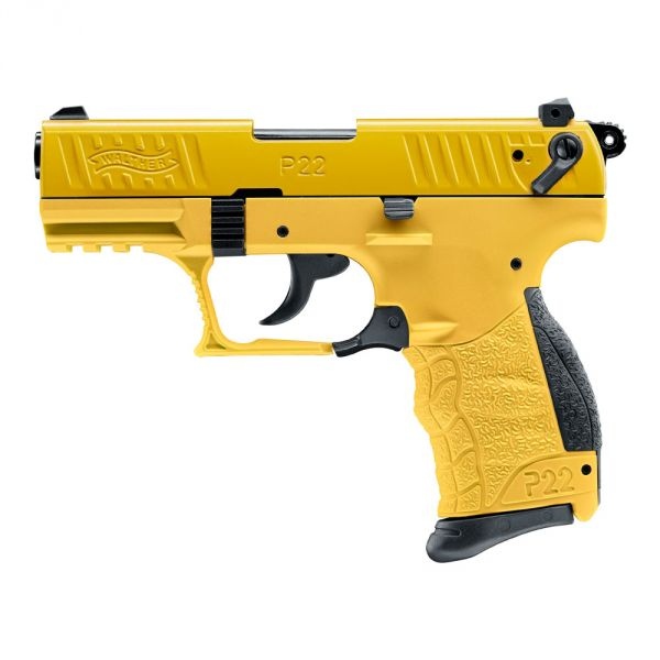 Walther - Mod. P22Q Tweety - 9mm P.A.K.