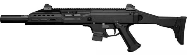 CZ - Scorpion Evo 3 S1 Faux Suppressor - 9mmLuger