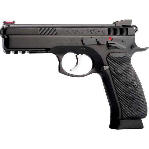CZ - Mod. 75 SP01 Shadow - 9mm Luger