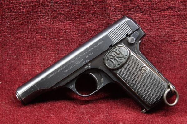 FN Browning - Mod. 1910 - Kal. 7,65 mm