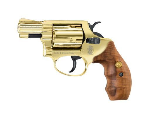 Smith & Wesson - Chiefs Special - gold