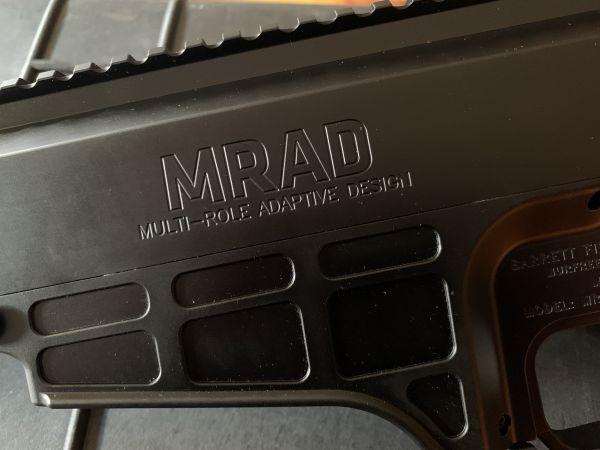 Barrett - MRAD - .338 Lapua Magnum