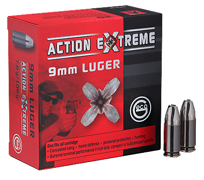 GECO - 9mm Luger - Action Extreme