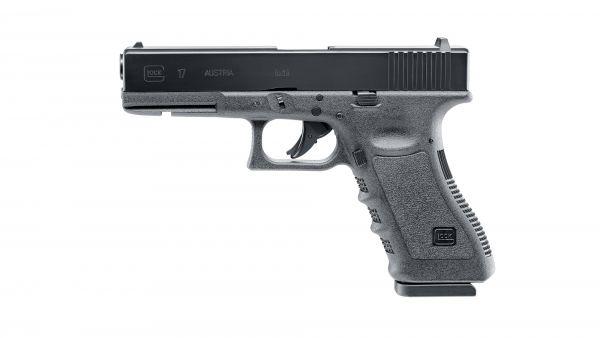 Umarex - Glock, Mod. 17 - 4,5mm Diabolo+BB Co2