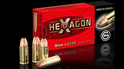GECO - 9mmx19 - Hexagon