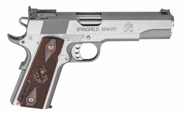 Springfield - 1911 Range Officer - .45 Auto