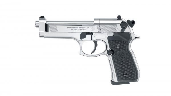 Beretta - M 92 F polished Chrom- Co2 - 4,5 mm