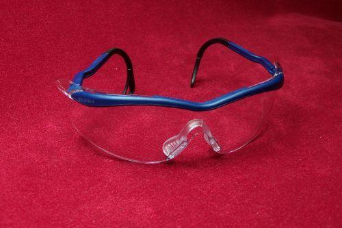 Schutzbrille - weiß
