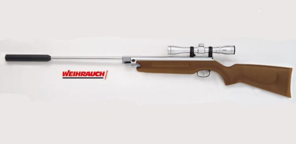 Weihrauch - HW 35k - Silverwood