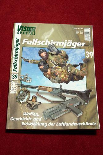 Visier Special Nr. 39 - Fallschirmjäger