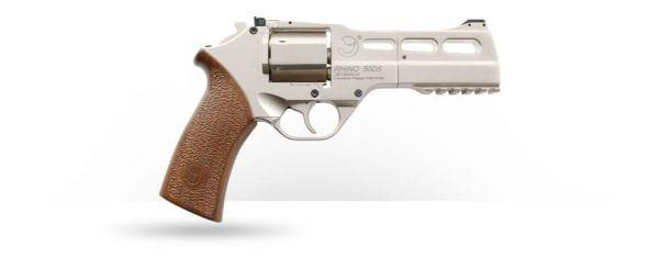 Chiappa - Mod. Rhino 50DS - Nickel - 4,5mmBB