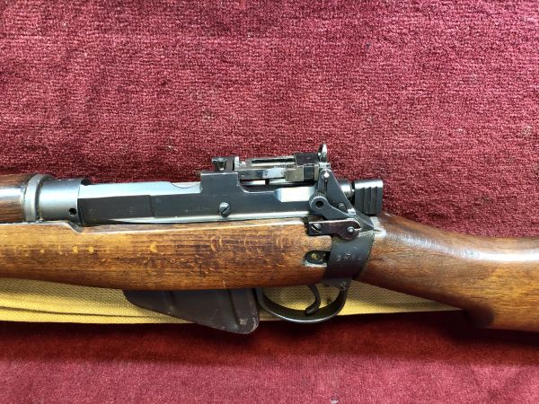 Enfield - No.5 Mk.1 - .303 brit. - Jungle Carbine
