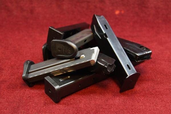 Magazin - Browning - Mod. GPDA 9 - 9 Schuss