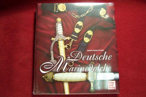 Buch: Deutsche Marinedolche