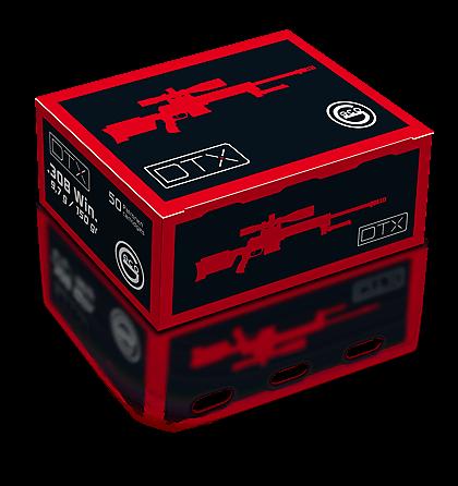 GECO - DTX - .308WIN - 150gr. FMJ - 50er Box