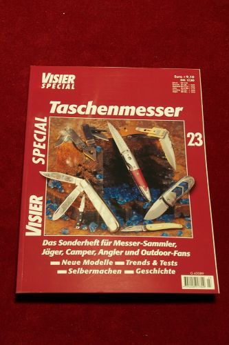 Visier Special Nr. 23 - Taschenmesser