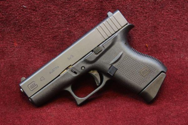 Glock - Mod. 43 - Kal. 9mmx19