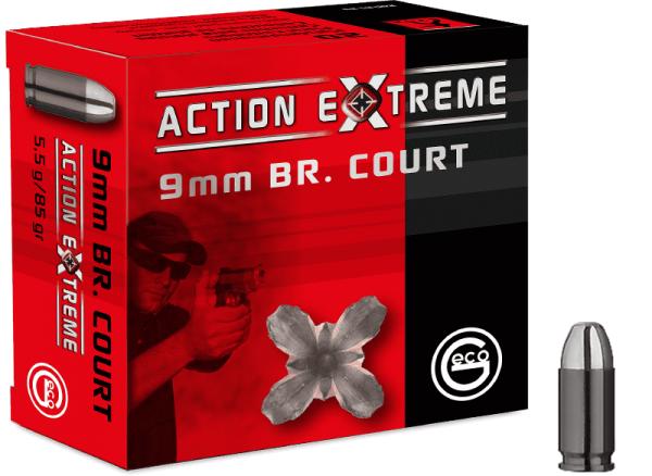 GECO - 9mm Browning / .380Auto - Action Extreme