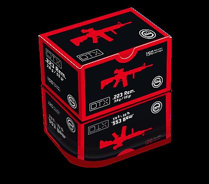 GECO - DTX - .223 Rem. - 55gr. FMJ - 150er Box