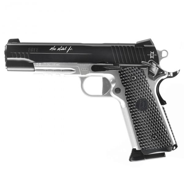 Sig Sauer - 1911 Max Michel Vollmetall - 4,5mm BB