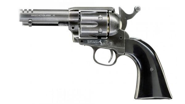 "Colt - Mod. SAA - .45-3.5"" Custom Shop Edition"