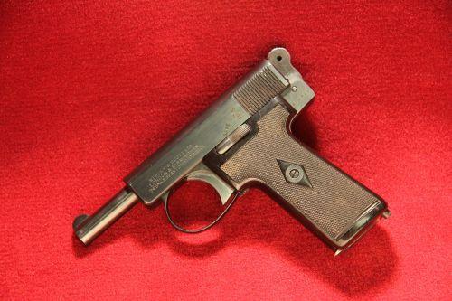 Webley & Scott - Mod. 1906 - 7,65mm