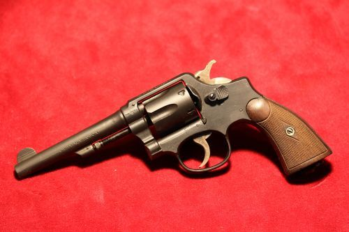 Smith & Wesson - Mod. Military and Police - .38 S&WW
