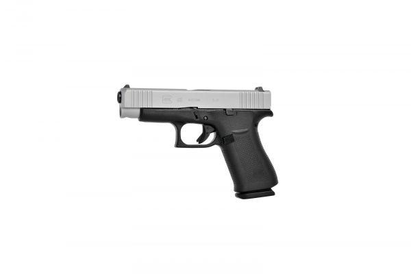 Glock - Mod. 48 Silver Slide - Kal. 9mmLuger