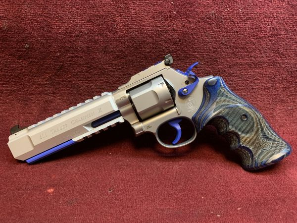 Smith & Wesson - 686 Target Champion X - WAIMEX Jubiläumsmodell