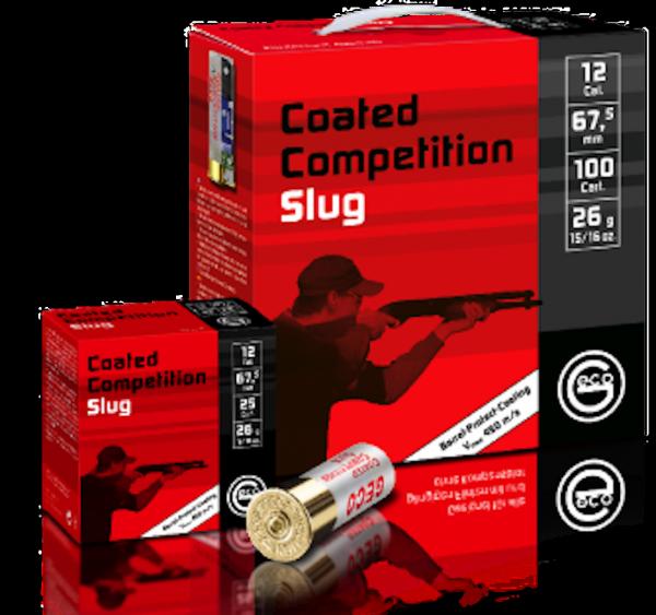 GECO - 12/67,5mm - Coated Competition Slug