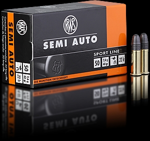 RWS - Semi Auto - .22 lr.