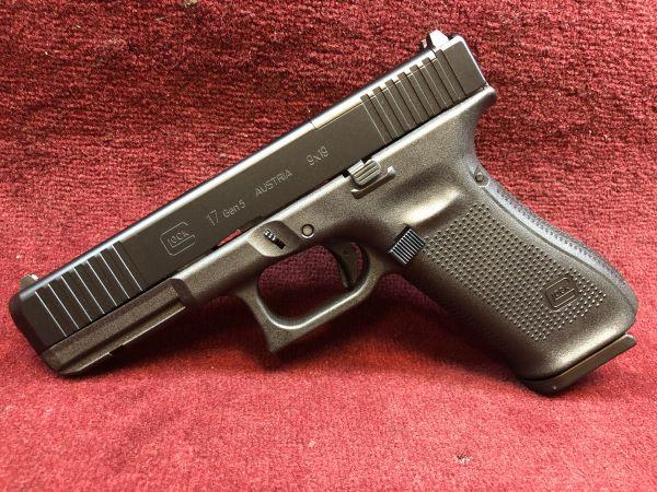 Glock - Mod. 17, Gen5 MOS, FS - 9mm Luger