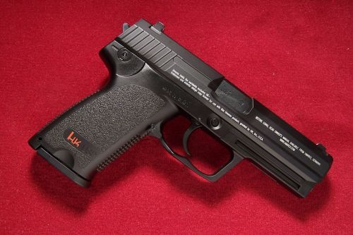 Heckler & Koch - Mod. USP - CO2 4,5mm BB