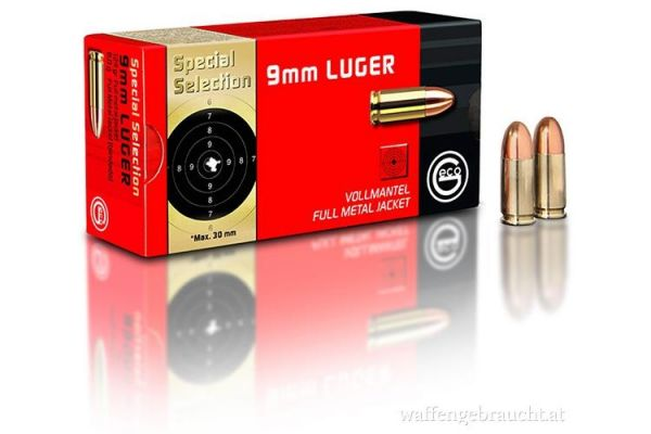 GECO - 9mm Luger FMJ - Special Selection